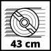 GE-CM 36/43 Li M-Solo     Akkus fűnyíró     Ár: 113.990.-