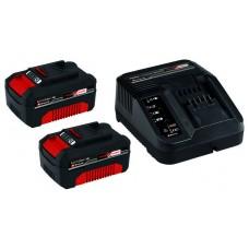 18V 2*3,0Ah PXC+30 min töltő    2 db akku+ töltő     Ár: 45.590.-