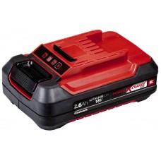 EINHELL 18V 2,6 Ah Power-X-Change Plus Akkumulátor  Ár: 18.500.-