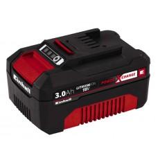 Einhell 18V 3,0 Ah Power-X-Change  Akkumulátor    Ár: 16.500.-