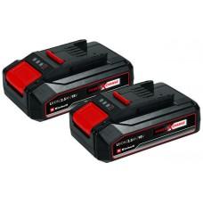 2x 18V 2,5Ah PXC-Twinpack  2db akkumulátor  Ár: 34.190.-